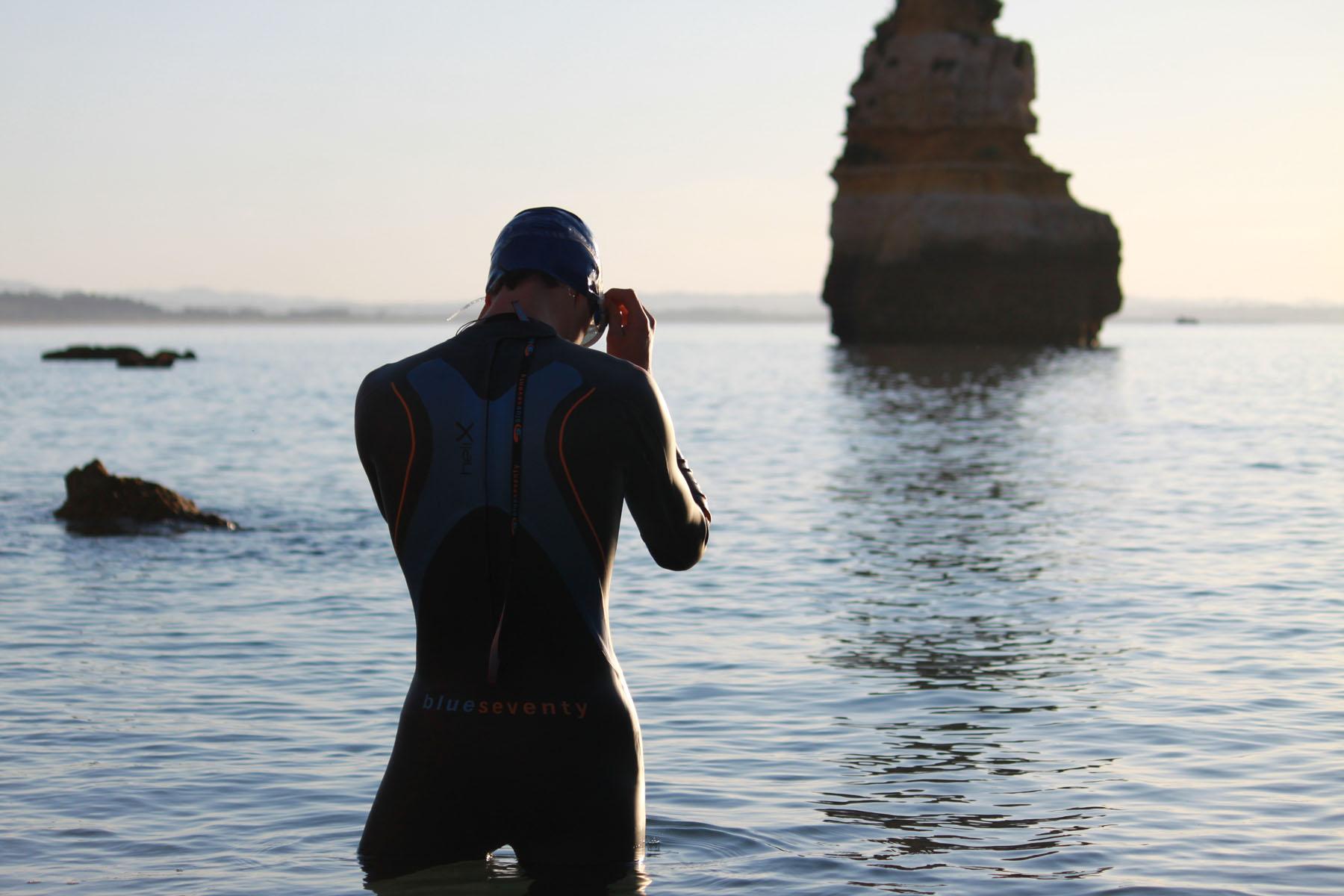 Graeme Buscke, Portugal Swim