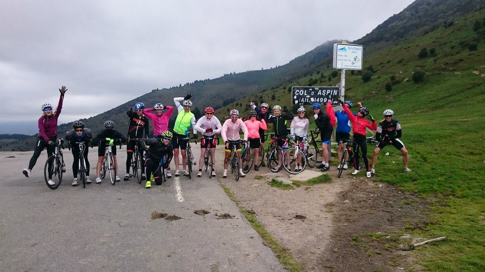 Cycling holiday in the French Pyrenees with Embrace Sports