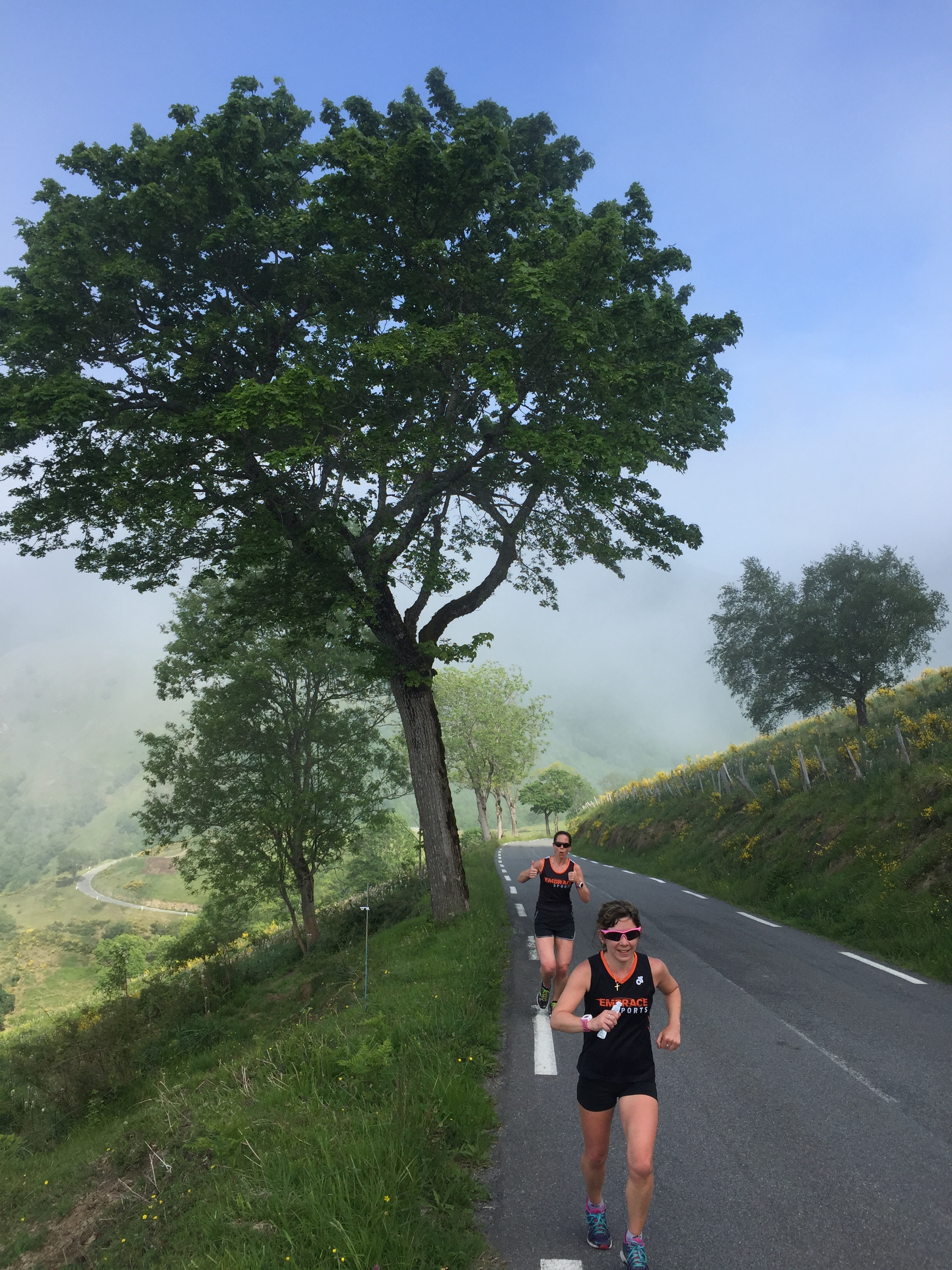 Pyrenees Running Holiday With Embrace Sports
