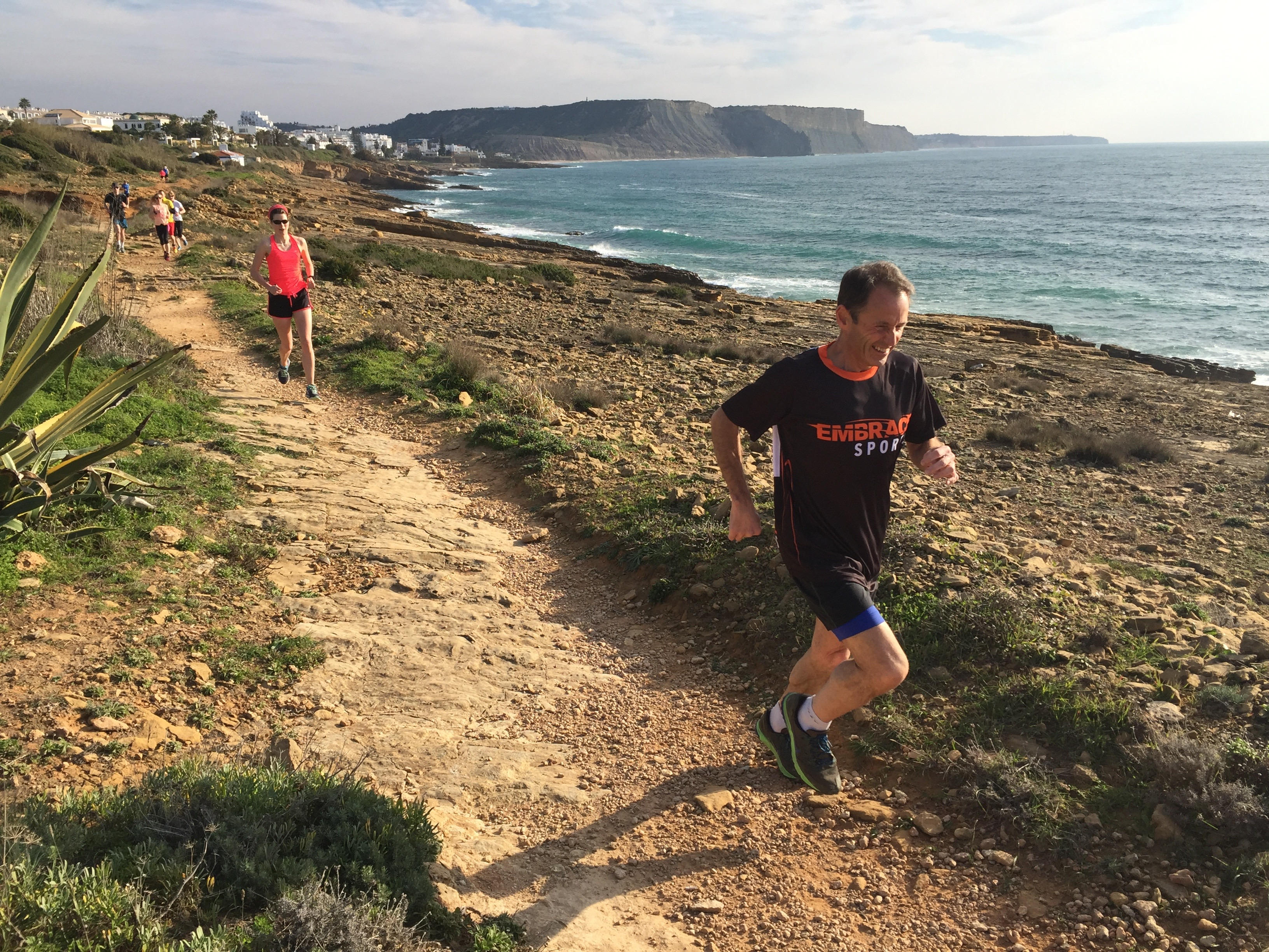 Marathon training holiday with Embrace Sports