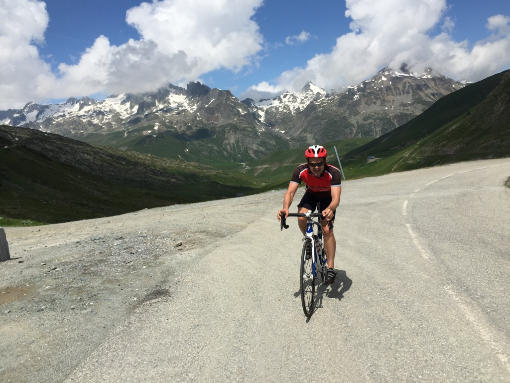Cycling in the French Alps on an Embrace Sports cycle holiday