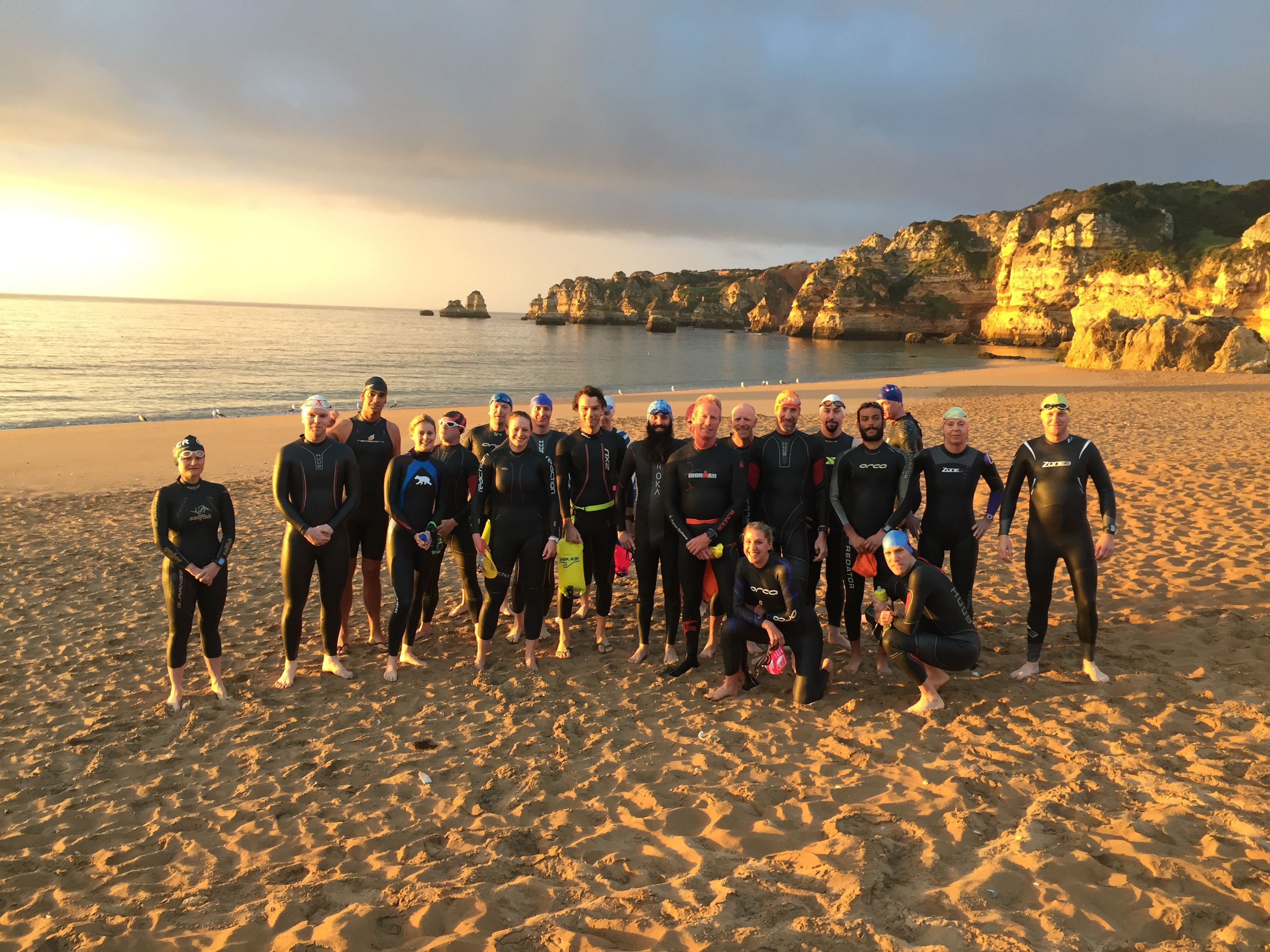 Ironman Camp with Embrace Sports