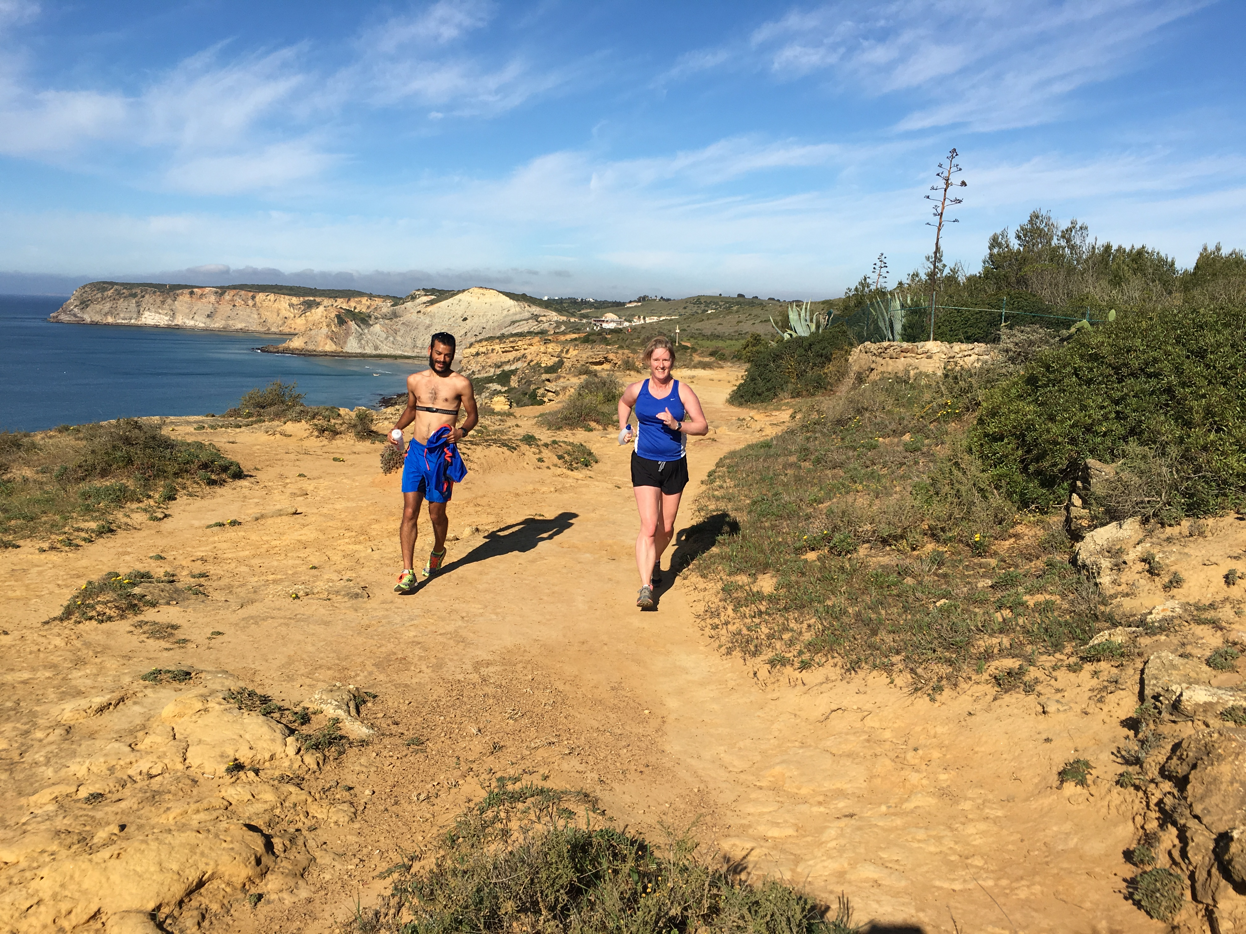 Running Holiday in the Sun with Embrace Sports