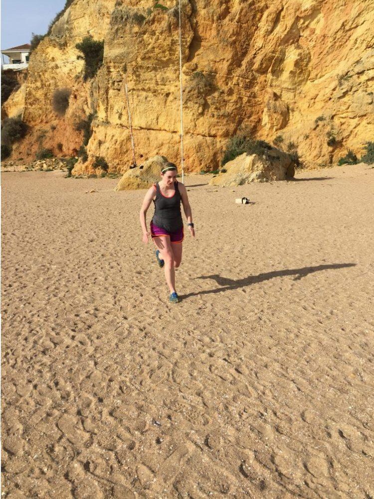 Ocean swimming. Triathlon training with Embrace Sports training holidays